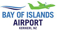 Bay of Islands Airport Logo
