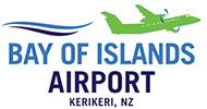 Bay of Islands Airport Logo